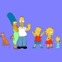 homer,marge,bart,lisa,maggie