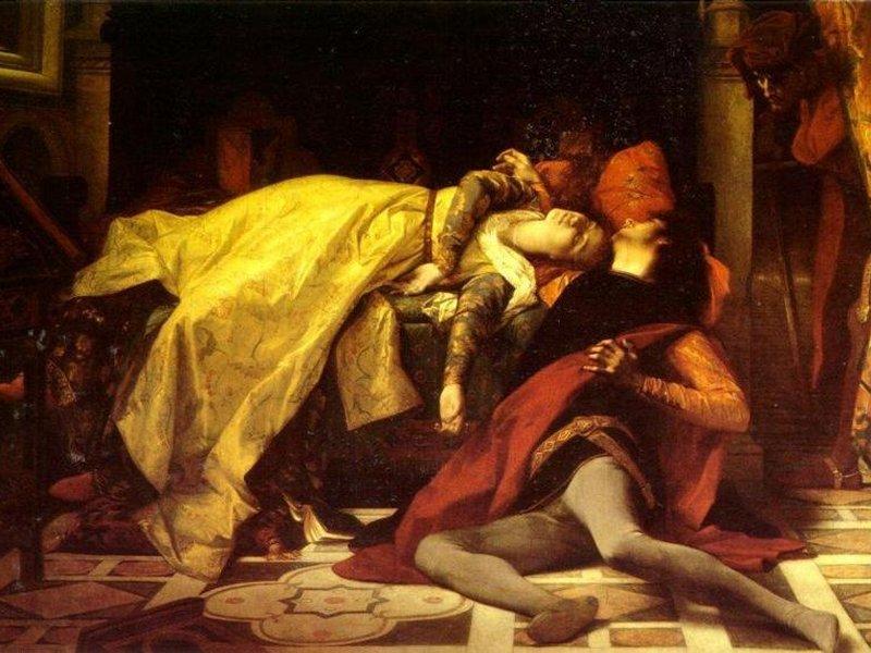 La morte di Paolo e Francesca (800x600 - 99 KB)