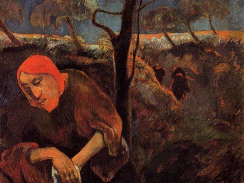 Cristo nell'orto degli ulivi (800x600 - 105 KB)