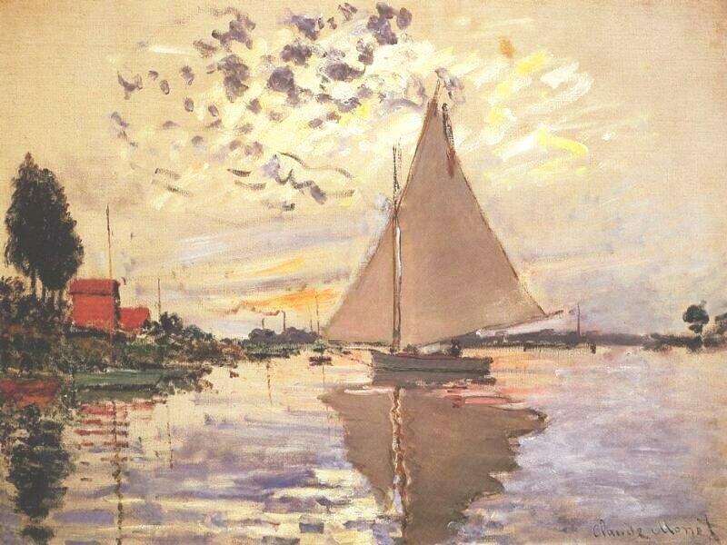 Barche al Le Petit-Gennevilliers (800x600 - 108 KB)