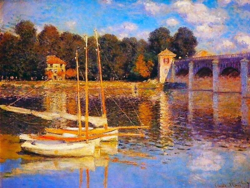 Il fiume Argenteuil (800x600 - 161 KB)