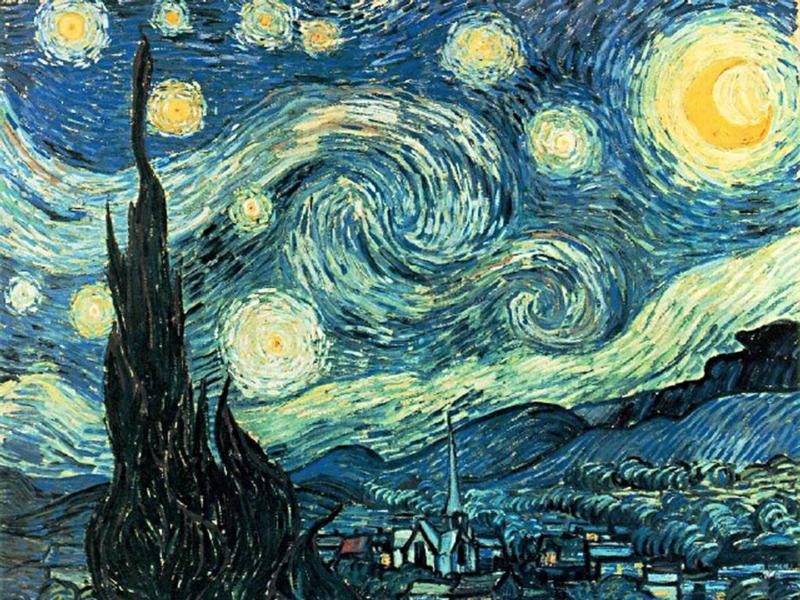 Notte stellata (800x600 - 134 KB)
