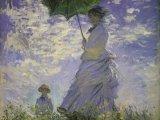 Madame Monet e figlio
