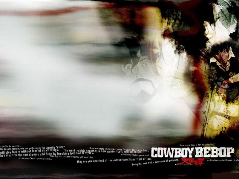 Cowboy Bebop (800x600 - 76 KB)