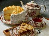Torta e tè