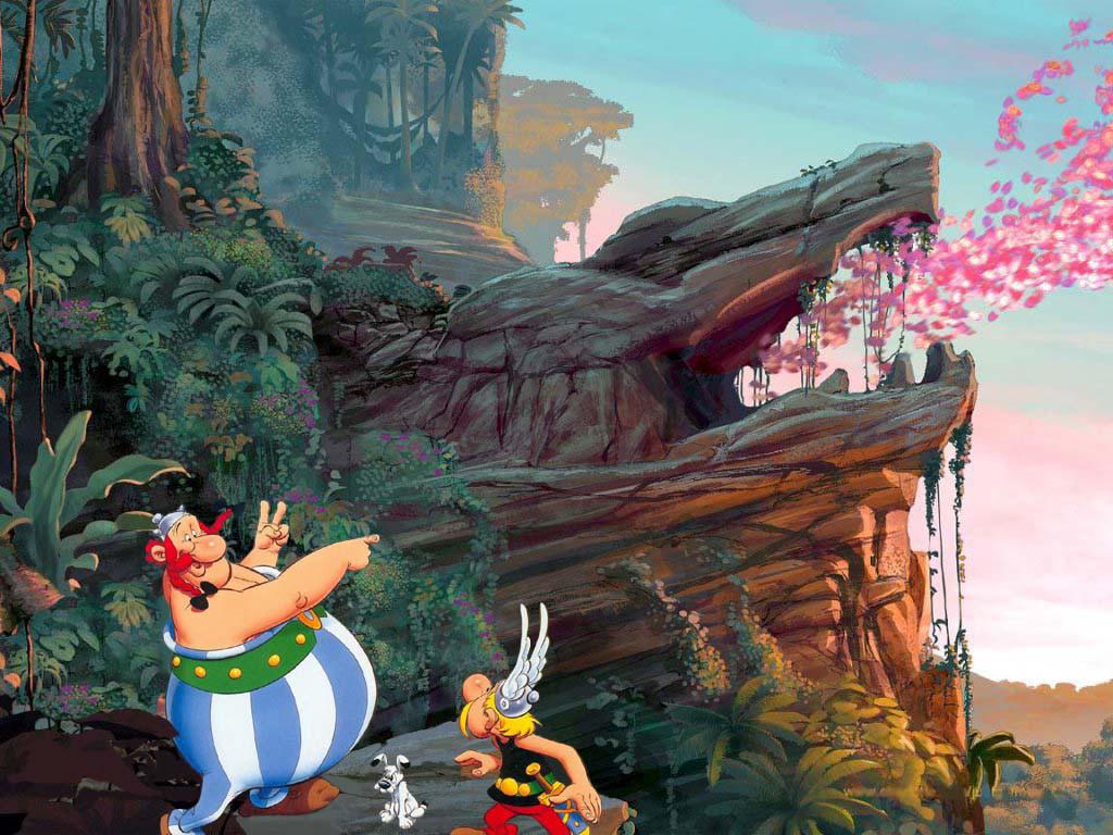 Asterix, Obelix & Idefix (1024x768 - 278 KB)