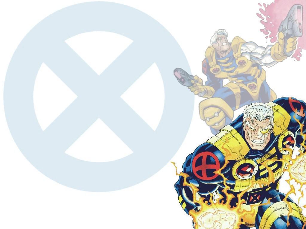 X-Men (1024x768 - 165 KB)