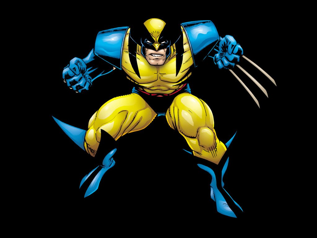 X-Men (1024x768 - 77 KB)