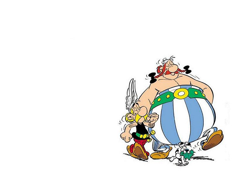 Asterix & Obelix (800x600 - 105 KB)
