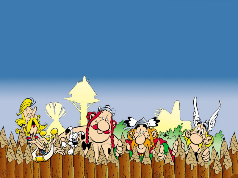 Asterix (800x600 - 134 KB)