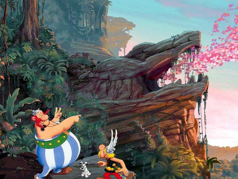 Asterix, Obelix & Idefix (800x600 - 231 KB)