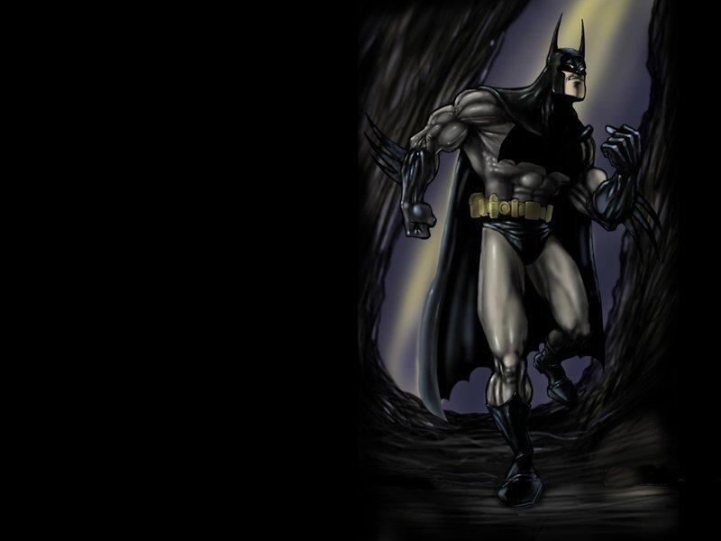 Batman (800x600 - 36 KB)