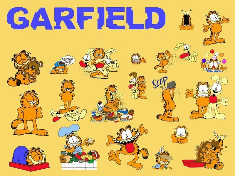 Garfield (800x600 - 126 KB)