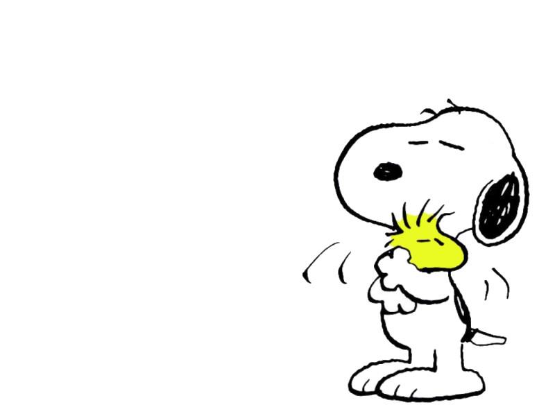 Snoopy & Woodstock (800x600 - 38 KB)