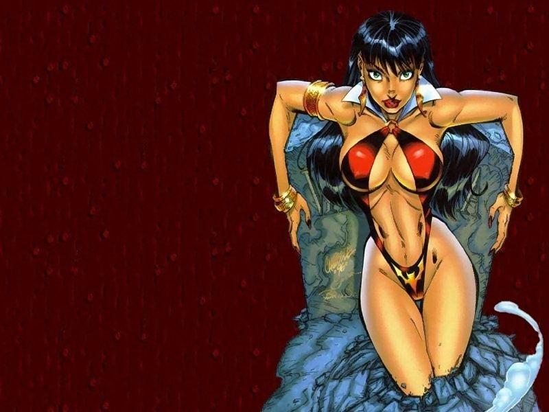 Vampirella (800x600 - 71 KB)