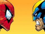 Spiderman vs Wolverine