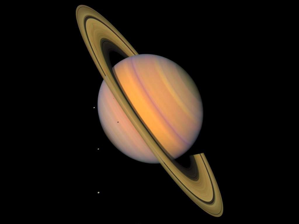 Saturno (1024x768 - 52 KB)