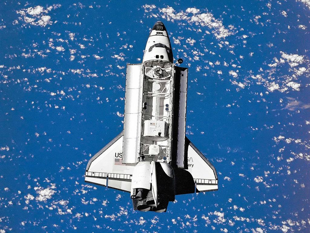 Shuttle (1024x768 - 1.2 MB)