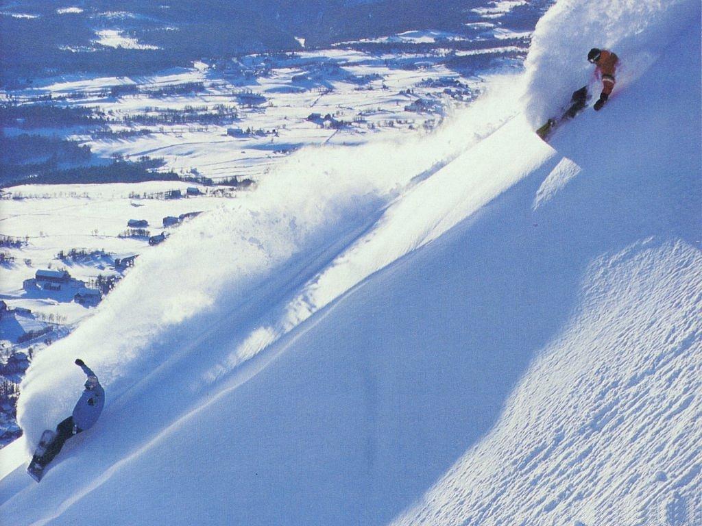 Snowboard (1024x768 - 170 KB)