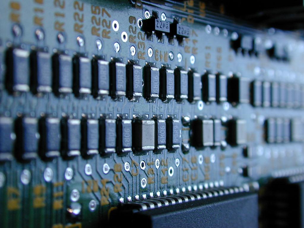 Circuito stampato (1024x768 - 256 KB)